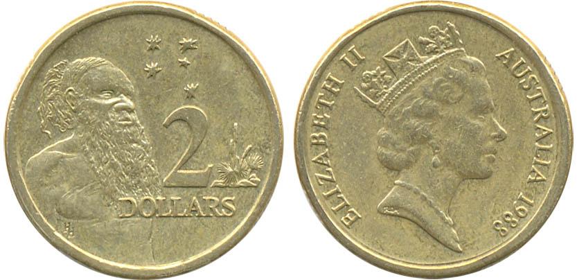 Монета елизавета 2 австралия цена серебряный талер