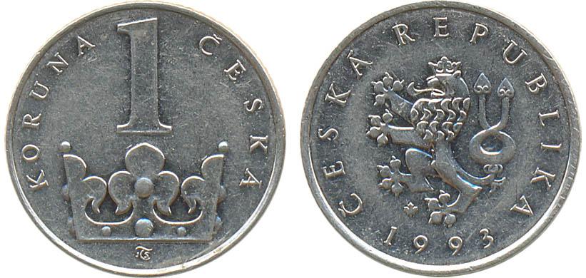 Монеты чешской республики стоимость самые редкие монеты 2016 года