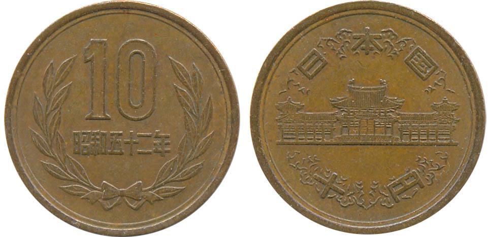 Коллекция монет - Япония