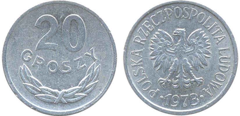 20 грошей 1965 года цена 2 euro cent