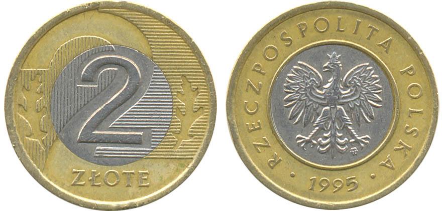 Монета 2 злотых 1995 цена полководцы 1812 года список