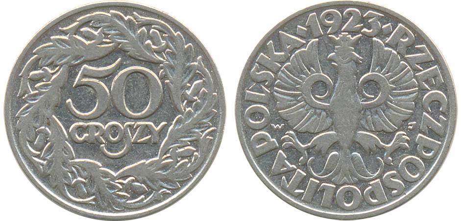 50 грошей 1923 года цена олдерни остров